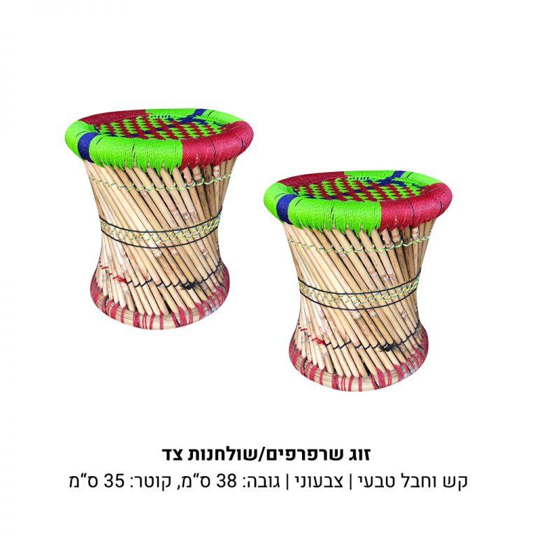 שרפרף הודי צבעוני